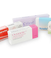 combined contraceptive pills
