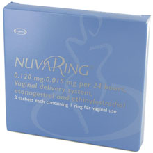 NuvaRing Anello Vaginale